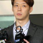 """""""薬物使用容疑""""パク・ユチョン、検察が懲役1年6か月を求刑"""