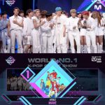 「ATEEZ」、Mnet「M COUNTDOWN」で涙の初1位