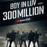 「防弾少年団」、「Boy In Luv」MV3億回突破…通算11作で韓国歌手最多
