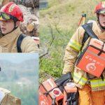 <トレンドブログ>俳優パク・ヘジン、ドラマ「シークレット」で消防隊員に扮したスチールカットが公開!