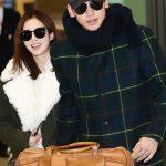 """【トピック】""""第二子妊娠中""""女優キム・テヒ、夫Rainと一緒にアメリカへ"""