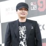 """ヤン・ヒョンソク元YG総括プロデューサー、参考人として""""性接待疑惑""""について聴取"""
