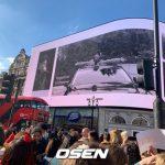 「防弾少年団」、公演前日からファンが大集結してロンドン市内をマヒさせる