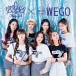 OH MY GIRL JAPAN 2nd ALBUM 発売記念  OH MY GIRL × WEGOコラボアイテム発売決定!