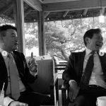 ソン・ジュンギ、パク・チュンフン×アン・ソンギを撮影「チュ・ジンモの結婚式は温かい雰囲気」
