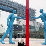 ジェジュン、近況を公開…10年ぶりの韓国バラエティー番組への出演を前にMBC本社前でセルフショット