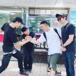 ニックン&Jun.K&Mテギョン、2PMの末っ子チャンソンの入隊ために団結