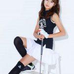 「JYPから契約の打診も」ソン・ジアの夢はプロゴルファー…デビューは夢のまた夢?
