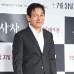 """俳優アン・ソンギ、""""パク・ソジュン、UFC選手だったら世界チャンピオンになっただろう""""「使者」"""
