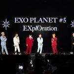 「イベントレポ」EXO、単独コンサートが成功裏に終了…強烈なパフォーマンスで9万人観客が熱狂