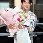 「PHOTO@ソウル」俳優ユン・シユン&チョ・ジョンソク、ドラマ「緑豆の花」の打ち上げに登場