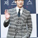 「PHOTO@ソウル」俳優チェ・ジニョク、ドラマ「ジャスティス」の製作発表会に出席