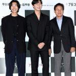 「PHOTO@ソウル」俳優パク・ソジュン、ウ・ドファンら、 映画「使者」の言論試写会に登場