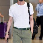 「PHOTO@仁川」VIXXレオ、白のティシャツでさっそうと…マレーシアのイベントを終えてから韓国帰国