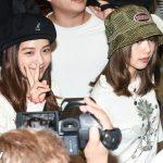 「PHOTO@仁川」BLACKPINKジス&リサ、海外でのスケジュールを終えて韓国帰国