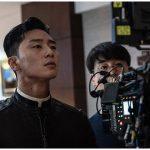 俳優パク・ソジュン、アン・ソンギ、ウ・ドファン、イケメン3人組のお陰で暖かかった映画「使者」撮影現場