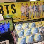<トレンドブログ>防弾少年団やTWICE、大人気タワーレコード横浜店のK-POPコーナー、気になる順位は?