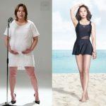 激太りの歌手DANA、27キロの減量に成功し水着画報を撮影