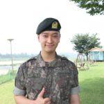 兵役中のチャンソン(2PM)、テギョンに続き助教に
