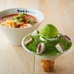 韓国でかき氷ブームを巻き起こしたKOREAN DESSERT CAFE 「ソルビン」が  フードメニューをコラボレーションした新業態1号店Sulbing Cafe × 神仙 (ソルビンカフェ シンセン)2019年7月19日(金)にキュープラザ池袋にオープン