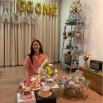 <トレンドブログ>キム・ゴウン、誕生日を迎えた者の幸せなお祝い..ハン・ジミン-チョン・リョウォンがお祝い