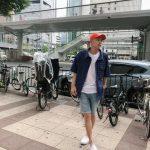 """<トレンドブログ>SE7EN、猛暑の中都市の真ん中で""""♥""""とともに公開した好男子ビジュアル☆"""