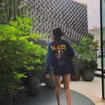 <トレンドブログ>「少女時代」スヨン、ホットパンツ姿…脚の長さ2m?!
