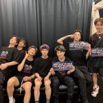 """防弾少年団(BTS)、大阪スタジアム公演 2日目終了!「防弾はアーミーを見ながら夢を見る。""""アーミーは防弾を見ながら夢を見る。7つの星たちと一生共にします"""""""