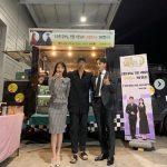"""7月除隊、キム・スヒョンが親友IUのドラマを応援!ヨ・ジングとの3ショットは超豪華"""""""