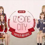 <DATV>今もっともキラキラ輝くガールズグループIZ*ONE の冠バラエティ!「 IZ*ONE City 」DATV で 8月 日本初放送