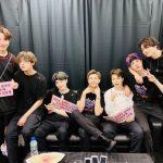 """防弾少年団(BTS)、大阪スタジアム公演 1日目終了!""""一緒にいるときが幸せです""""「つないだ手を絶対に離さない」"""