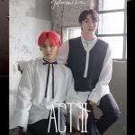 NTB(エヌティービー)エルミン&ソウン特別ライブ「L-MIN & SEOWOONG JAPAN  UNIT LIVE -ACTⅡ-」開催!!