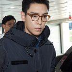 「PHOTO@ソウル」BIGBANG T.O.P服務最後の日の出勤