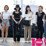 「PHOTO@仁川」ミナのいない8人のTWICE、ワールドツアーのためシンガポールへ