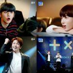 TXT(TOMORROW X TOGETHER)、防弾少年団(BTS)のワールドツアーを訪問…グローバルスーパースターのステージに興奮!