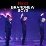 大型新人ボーイズグループ AB6IX のデビューストーリー!「BRANDNEWBOYS」9 月 14 日 日本初放送決定!
