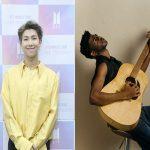 「防弾少年団」RM、米有名ラッパー、Lil Nas Xの新曲フィーチャリング…英語で作詞