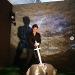 歌手キム・ジュンス、休日にも情熱的な日常を公開…今日は愉快なアーサー?