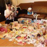 パク・ユチョン、ファンからのプレゼントに囲まれた写真に賛否両論