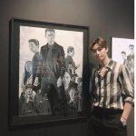 """俳優パク・ソジュン、絵のようなビジュアルでファンにあいさつ…""""会えて嬉しかった"""""""