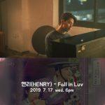 <トレンドブログ>歌手ヘンリー、チャ・ウヌ主演ドラマ「新米史官ク・ヘリョン」のOSTを歌う!