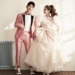 結婚発表のキソプ(U-KISS)、お相手の女性はMV共演の同い年チョン・ユナ