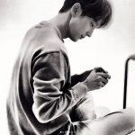 俳優イ・ジュンギ、モノトーンでいっそう引き立つ鮮やかなビジュアル