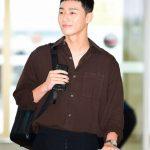 <トレンドブログ>俳優パク・ソジュン、台湾でのスケジュールのため韓国出国