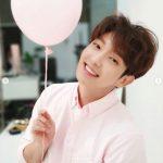俳優イ・ジュンギ、風船を手に少年のような笑顔