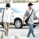 「PHOTO@仁川」EXO、 香港で開催されるコンサートのために韓国出国
