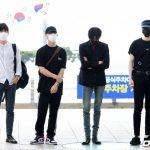 「PHOTO@金浦」GOT7にNCT 127、日本でのスケジュール参加のため韓国出国