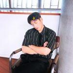 """俳優チ・チャンウク、居眠り姿もイケメン…""""今夜はそこでお休みください"""""""