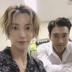 「SUPER JUNIOR」イトゥク&チェ・シウォン、30代アイドルのセクシー美を披露