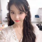 <トレンドブログ>IU、今日は純白の女神..清純美あふれる美貌